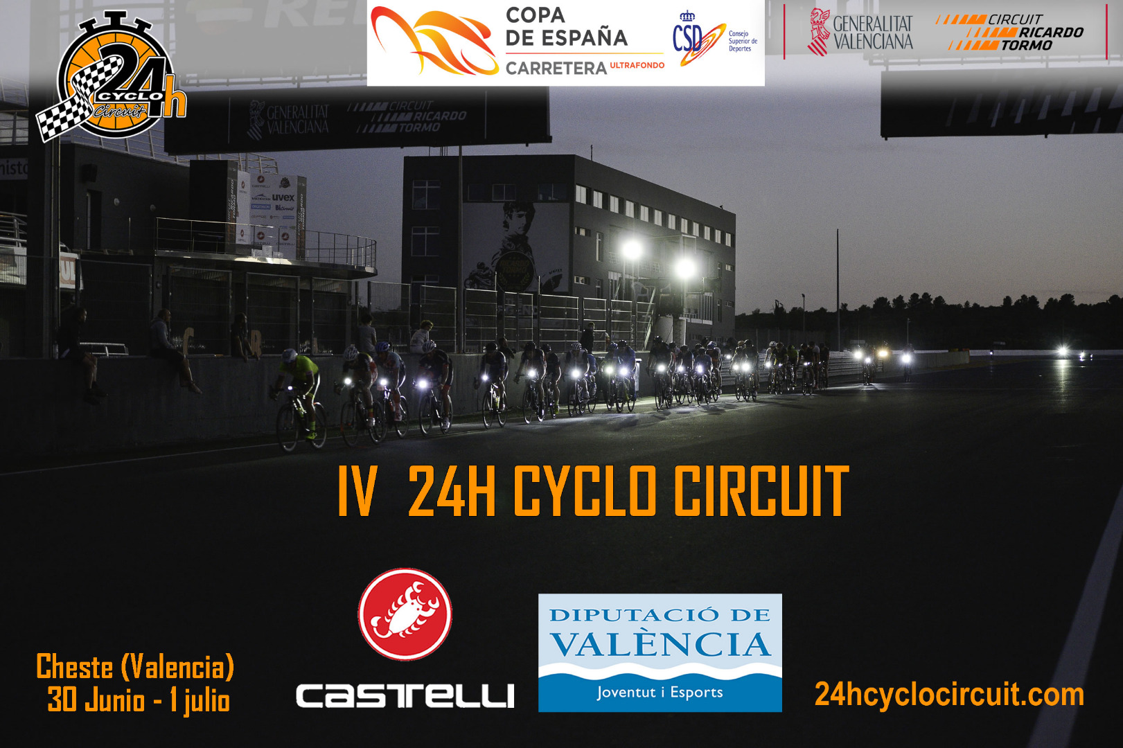 IV - 24 Horas Cyclo Circuit