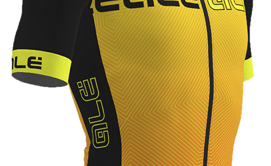 Maillot Alé mujer (diseño exclusivo III Alé Cycling Gandia)