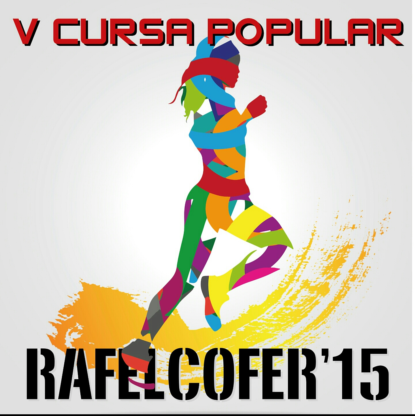 V Cursa Popular  Rafelcofer