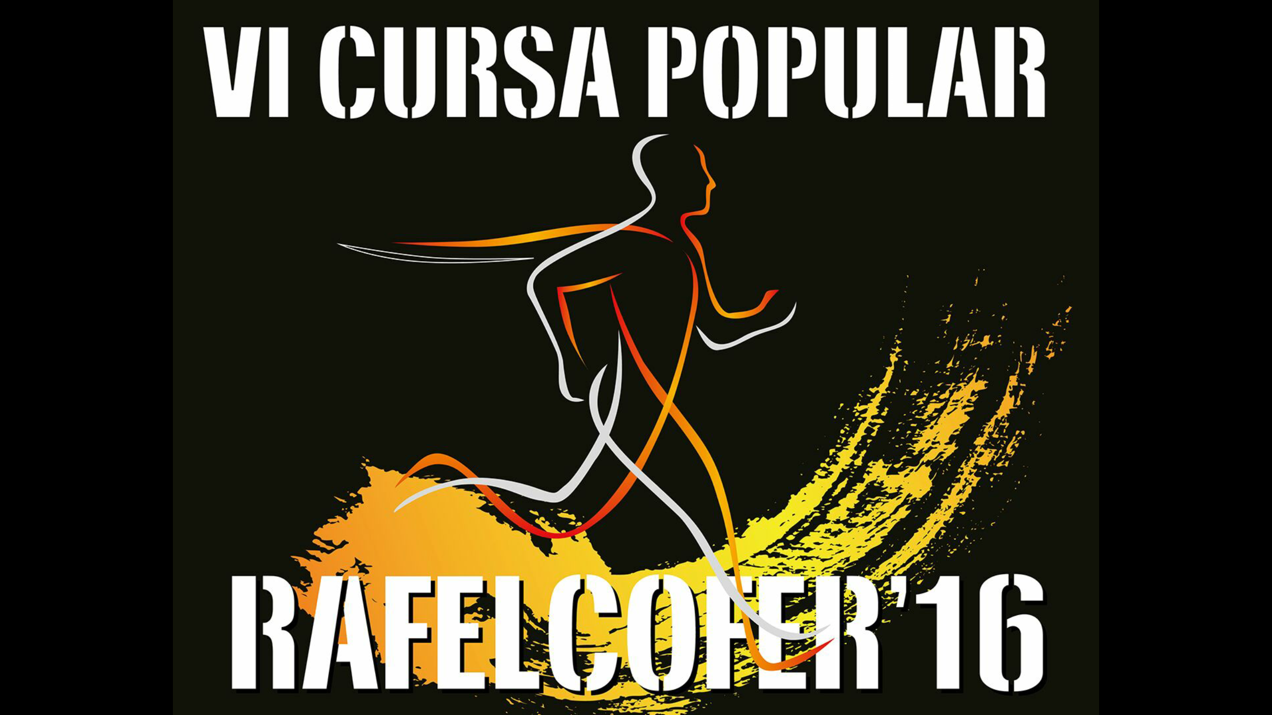 VI Cursa Popular Rafelcofer